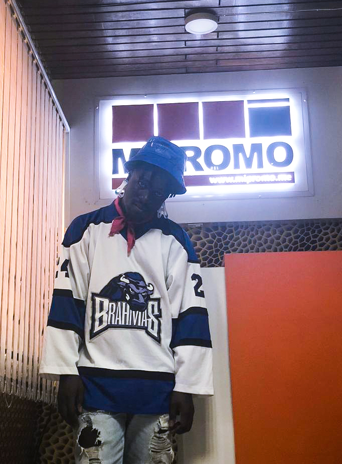 KobbyRockz visits MiPROMO and Boomplay ahead of EP release