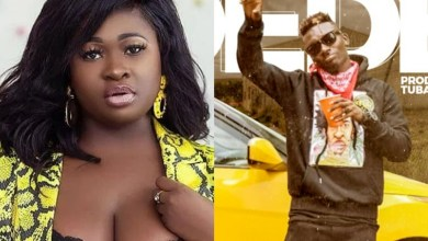 """You are a talent!"" - Sista Afia tells Freddy Blaze"