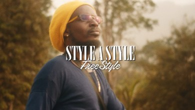 Style A Style (Freestyle) by Kamelyeon