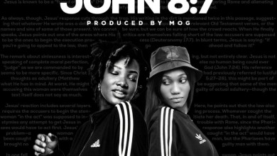 Audio: John 8:7 by Ebony & Wendy Shay