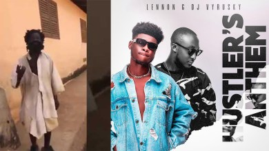 """Mentally challenged man of """"Mona Mo Bl33"""" fame goes viral again as he jams to Lennon's 'Hustlers Anthem'"""