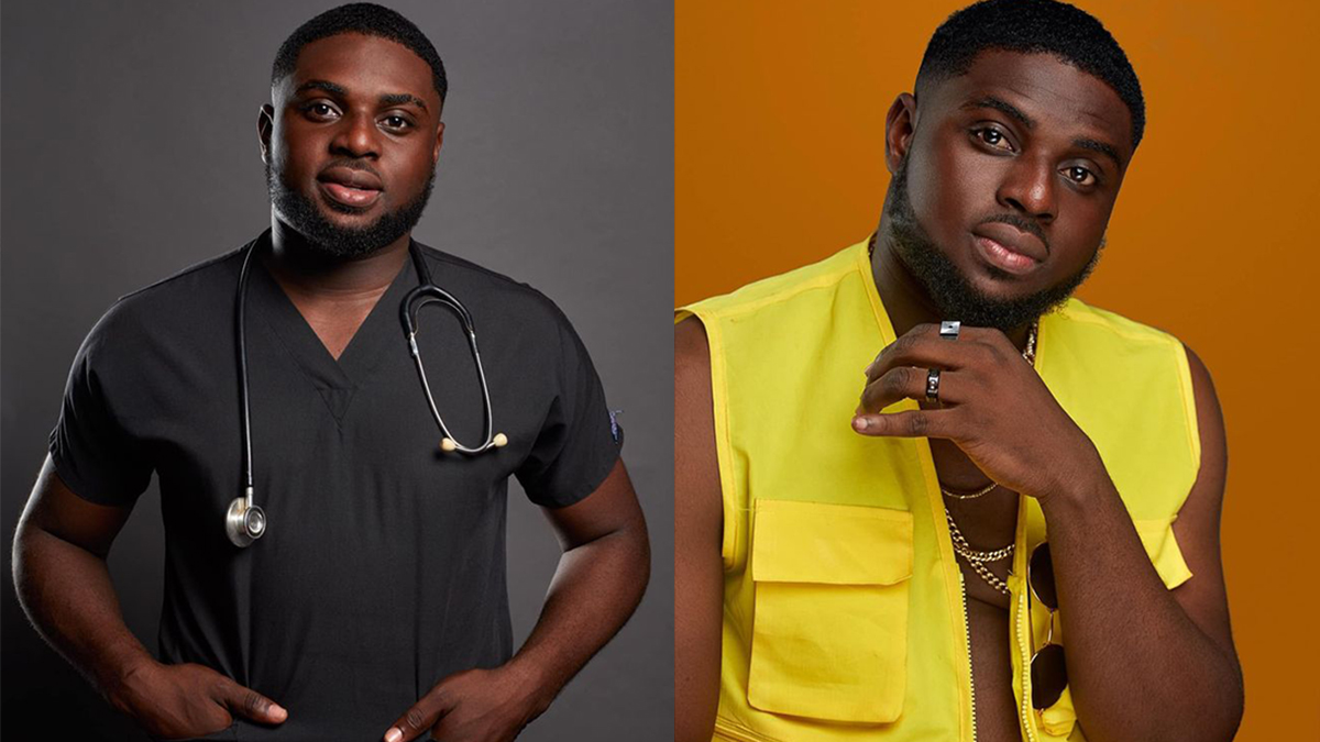 Scrip T: The Practising Nurse by day & AfroPop act by night