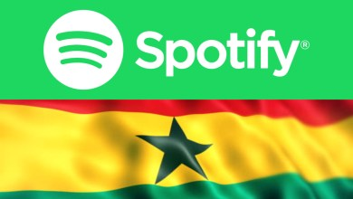 Finally! Spotify is available in Ghana