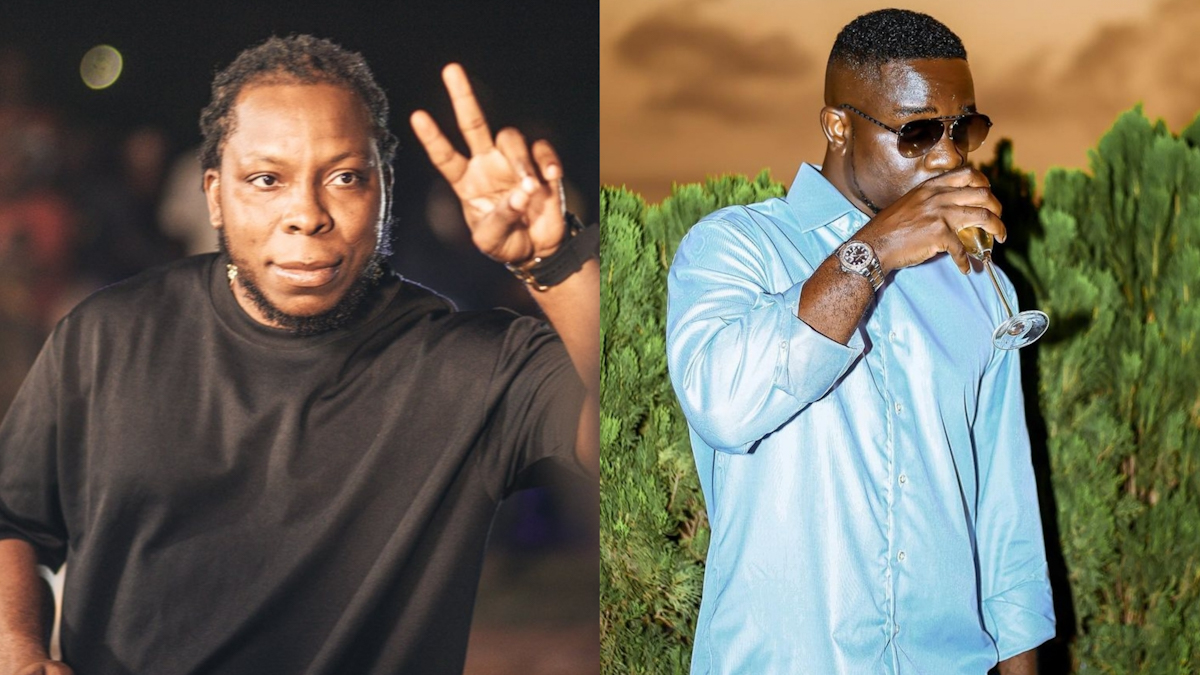 Trends over relationships: The Edem – Sarkodie saga