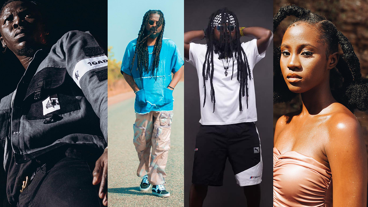 #AchiRasta saga: What your favorite artistes have said concerning the issue so far!