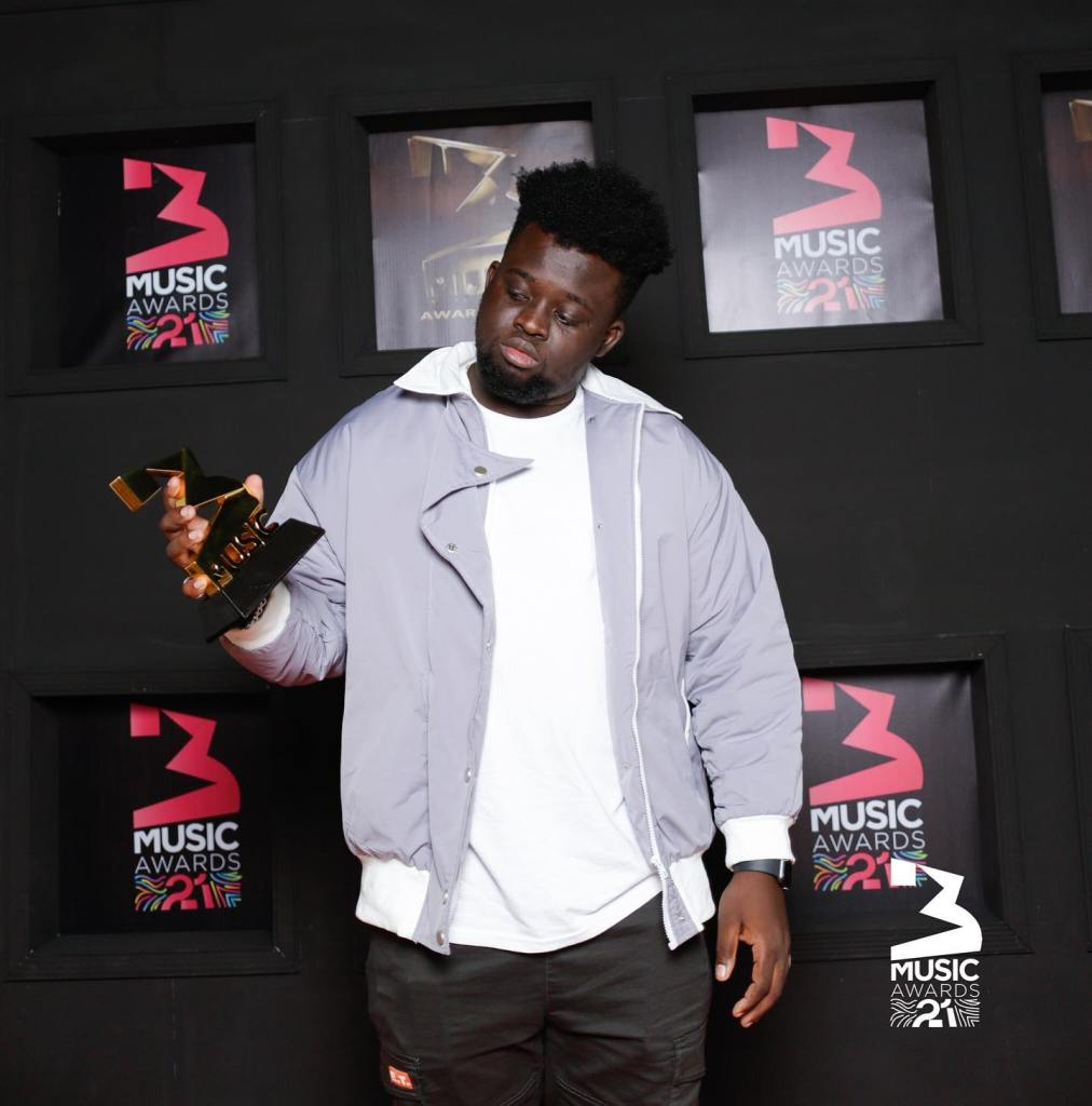 Photos: What went on at the 3 Music Awards 2021