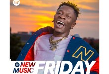Shatta Wale debuts on cover for Spotify's maiden Ghana playlist; New Music Friday Ghana!