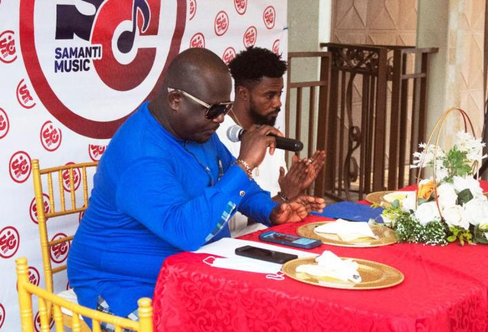 Qing Cedar; Samanti Music signs second artist in 2 weeks