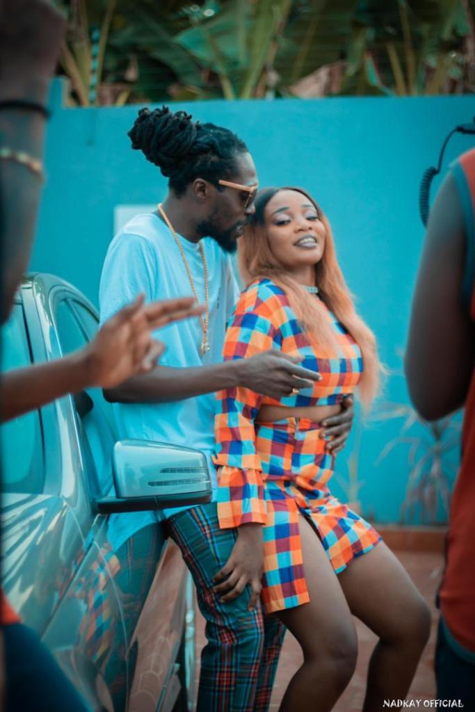 My new video with Samini excites me - Konkarah Jahvybz