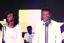 Holy Spirit Speak by Maxwell Amu feat. Cynthia Maccauley
