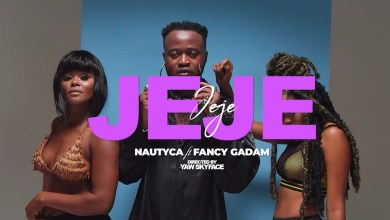 Jeje by Nautyca feat. Fancy Gadam