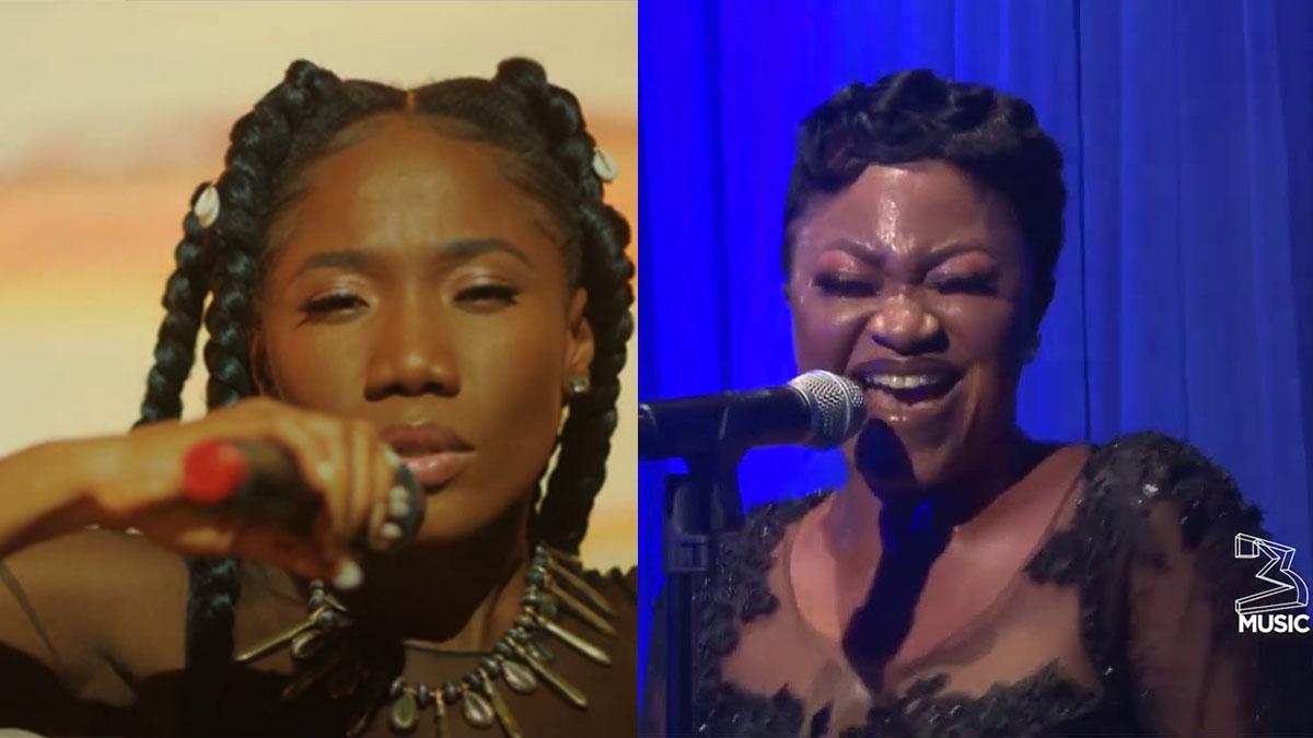 Efe Grace, Yaa Yaa spice up 3 Music Women's Brunch with breathtaking performances