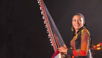 Catch the global YouTube premiere of 'An Evening With Sona Jobarteh' on April 10