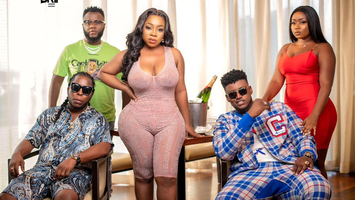 Gambo serves flashiest music video of 2021 with; Drip | Ghana Music | Top  Stories