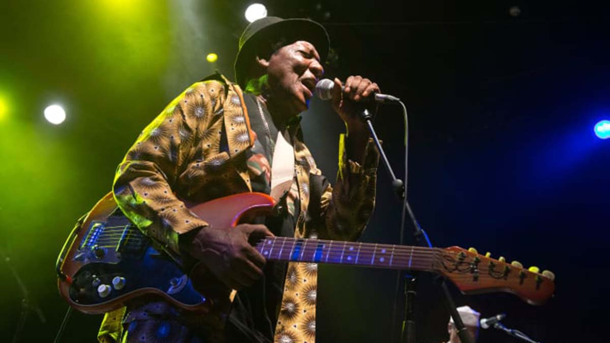 Ebo Taylor Unmasked! The Ghanaian Highlife legend that inspired Afrobeats