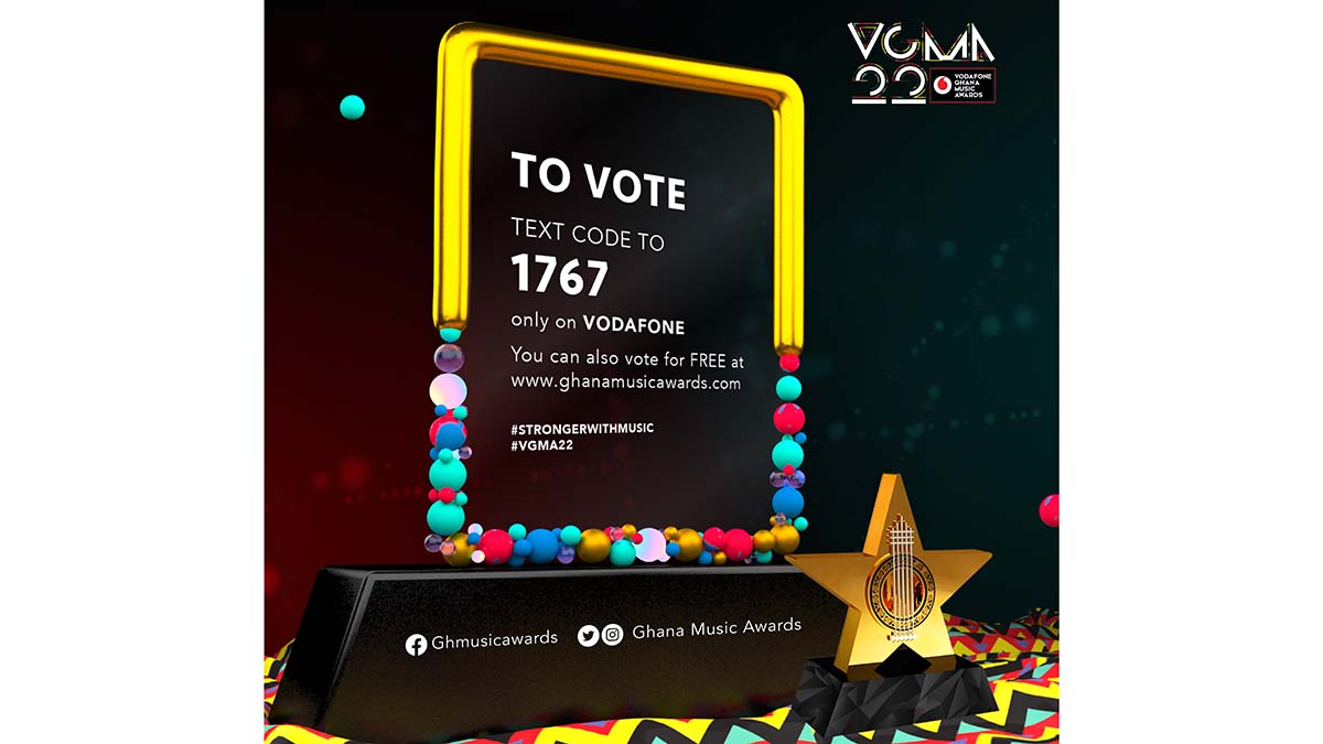 #WhoWinsWhat: Here's how to vote for your favourite 2021 VGMA nominees!