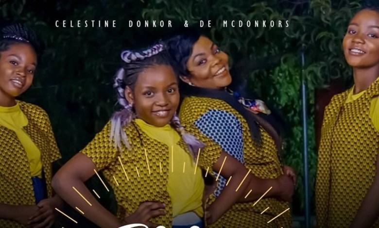 Celestine Donkor rallies her daughters, De McDonkors to 'Celebrate Mama'