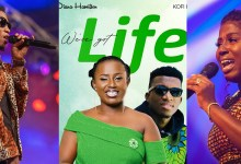 Diana Hamilton deepens anticipation of her next release featuring Kofi Kinaata!