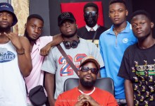 Mix Master Garzy assembles 6 new rap gods for 'The Big Bars' Cypher