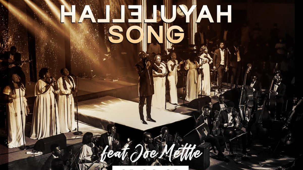 Symphonic Gospel Meets Orchestra to debut with a Joe Mettle assisted 'Halleluyah Song'