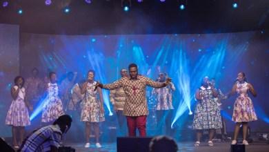 Kofi Owusu Peprah hosts live recording ahead of incoming album; The Father's Gift