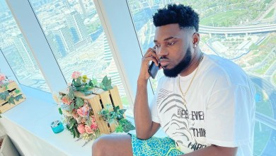 We want more! Fans just can't get enough of Donzy's latest single; Asem Bi Reba