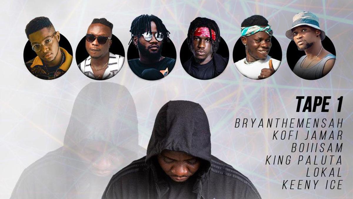 Kofi Jamar, Bryan The Mensah, King Paluta, others go in hard on JMJ's Riddim Of The Gods (New Kings Tape One)