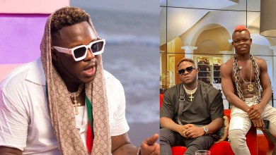 Omo Ada! Medikal sleeping on live interview a stunt or real?