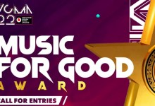 Call for entries - VGMA Music for Good Category