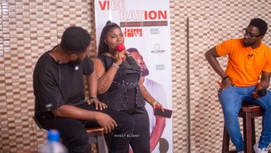 BerryVodca holds Viberation EP listening session