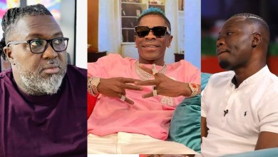 The cruelty of the industry made Shatta Wale this way, don't call him confused - Hammer to Arnold Asamoah-Baidoo