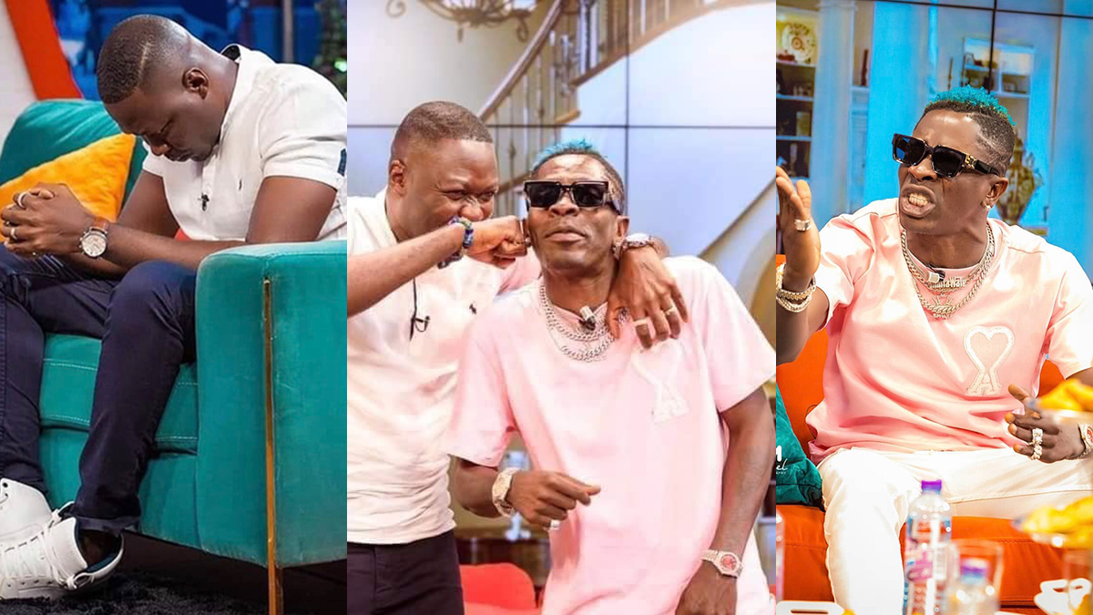 The Good, the Bad & the Ugly! All that ensued between Shatta Wale & Arnold