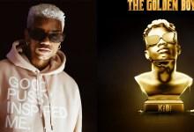 KiDi announces tracklist/cover art for Golden Boy album; holds a live performance listening session