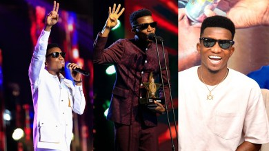 Kofi Kinaata earns bragging rights over Kojo Antwi as the most awarded in the VGMA Songwriter category