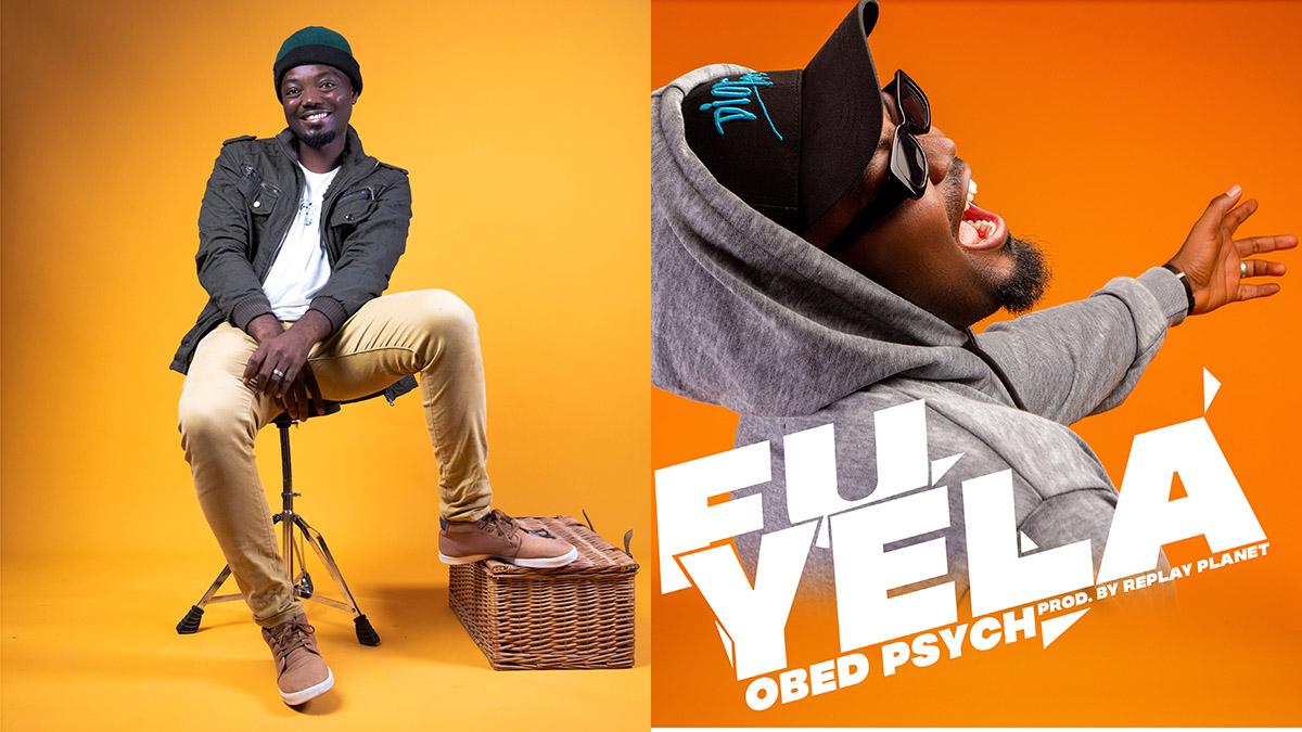 Obed Psych, leader of urban gospel trio, Preachers goes solo with; Fu Yela