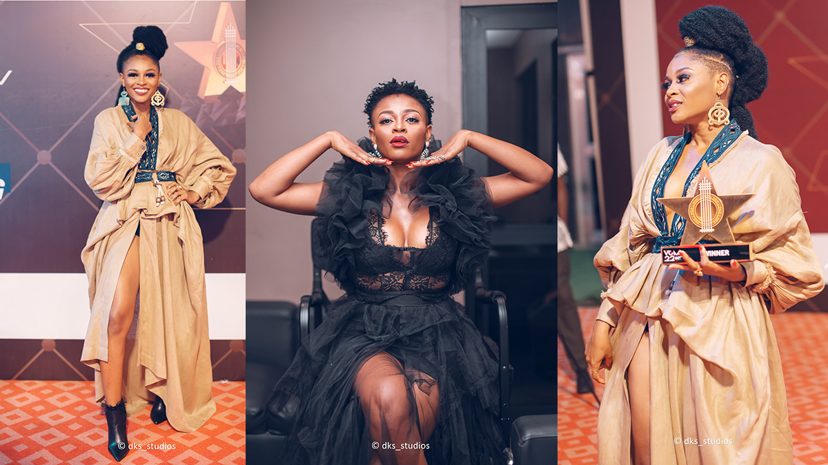 Being the 2021 VGMA Female Vocalist of the Year came as a surprise & opens a new chapter to my life - Abiana
