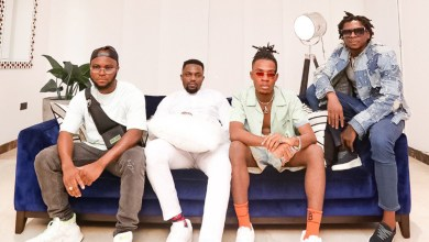 Fine Wine! R2Bees break hiatus with eye peeling visuals for a King Promise & Joeboy assisted Afrobeat tune