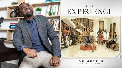 Album review: The Experience by Joe Mettle