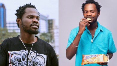 Fameye ends contract with OGB Music; bags McBerry Biscuits ambassadorial deal