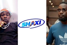 Titi or Tracey might be behind this - fans react to Sarkodie's endorsement of Shatta Wale's 'Shaxi' ride hailing services
