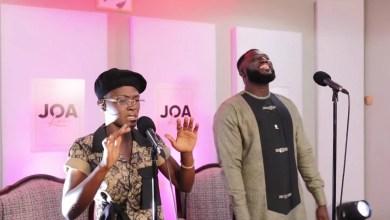 Faithful God by Jacquelyn Oforiwaa-Amanfo feat. MOGmusic