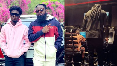 Captain Planet readies for another chart-topping collaboration with Kuami Eugene!