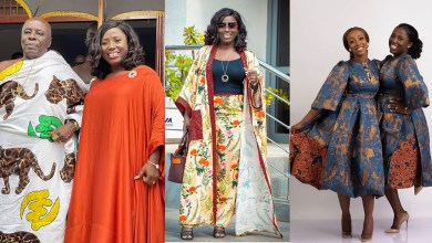 Diana Hamilton scores a hattrick with GMA-USA AoY win, DHBYDH new collection & performance for Okyehene!