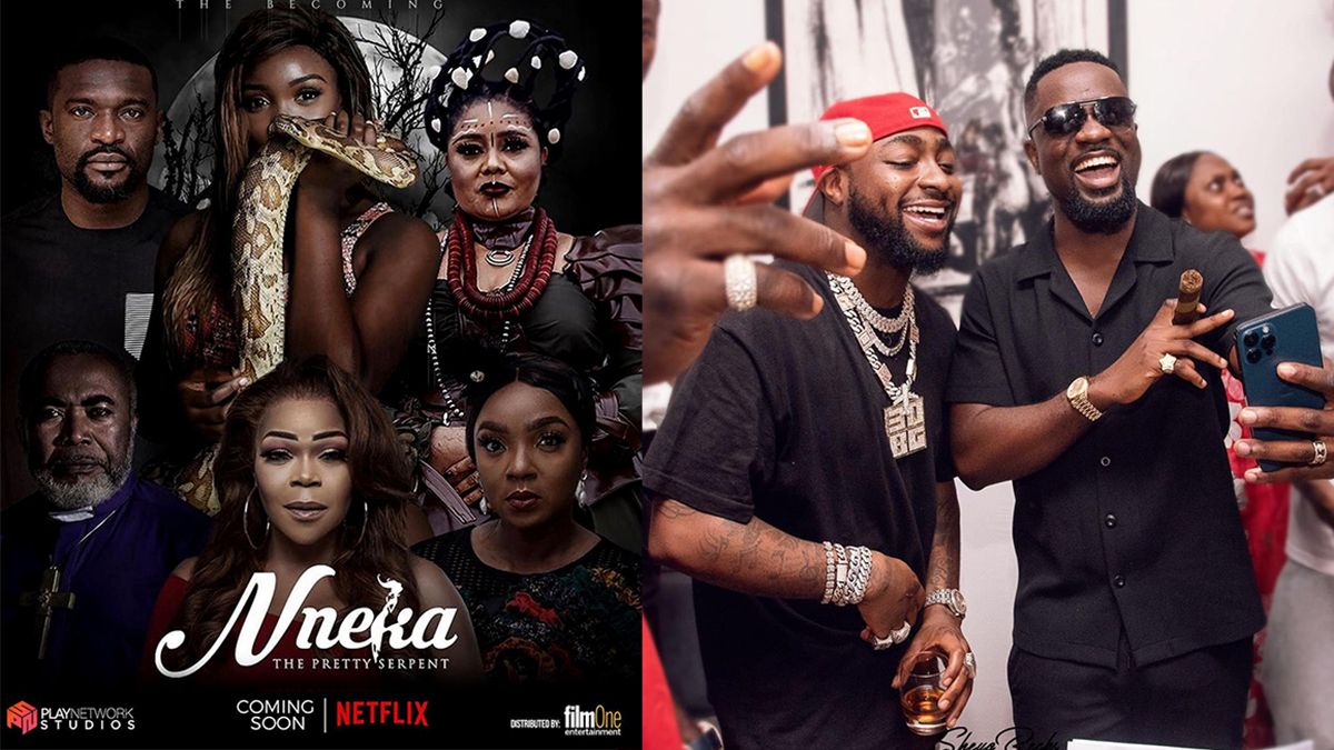 Sarkodie shares secrets for over 10-year relevance; debuts in Netflix movie
