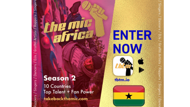 The Mic: Africa - Season 2 opens entries for rappers, singers, dancers, graffiti artists, & DJs!