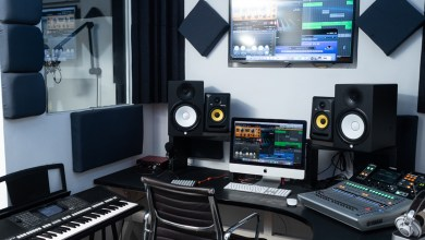 Bunna Empire unveils Madroom Studio with Dolby Atmos mastering available!
