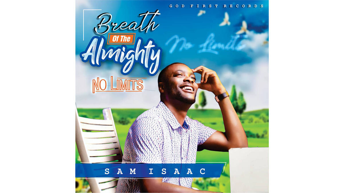 """Sam Isaac outdoors visuals for """"What Only You Can Do"""" off latest """"Breath Of The Almighty (No Limits)"""" album!"""