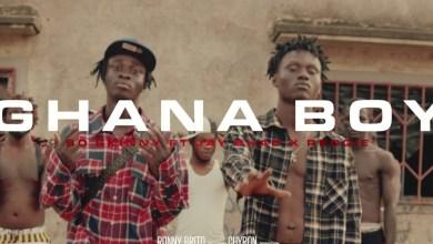 Ghana Boy by So Skinny feat. Jay Bahd & Reggie