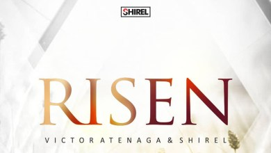 """Rev. Victor Atenaga out with new single titled """"RISEN"""" featuring ShiRel"""