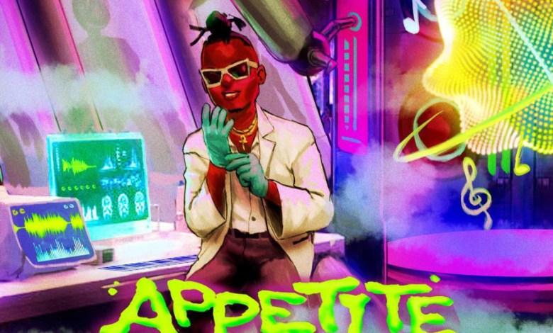 Appetite For Destruction EP by Kofi Jamar